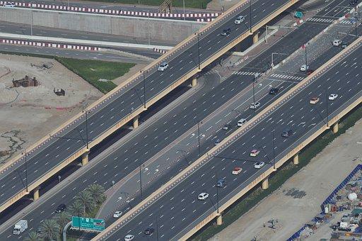 Architecture, Bridges, Skyways, Highways, Expressways