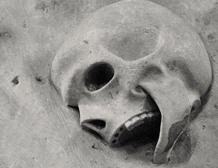 Jerusalem Church, Skull, Bruges, Altar Figure, Church