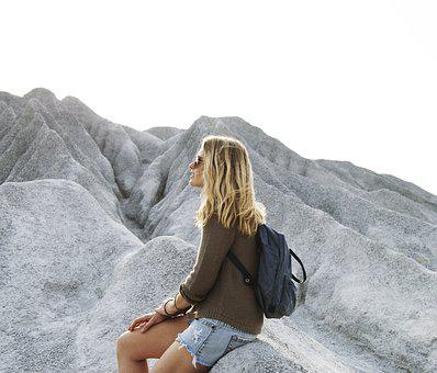 Chill, Enjoyment, Freedom, Girl, Hiking, Hobby, Holiday