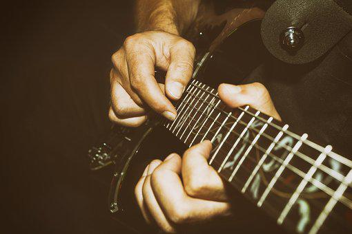 Guy, Man, Male, People, Hands, Fingers, Play, Strum