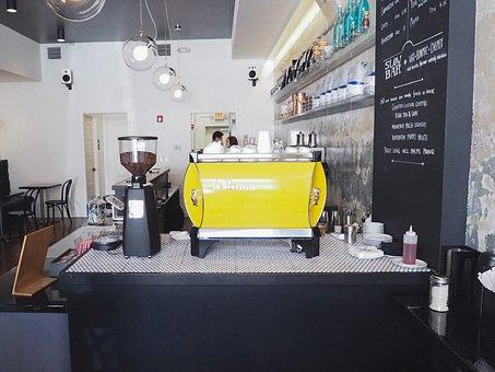 Business, Work, Coffee, Shop, Maker, Machine, Menu