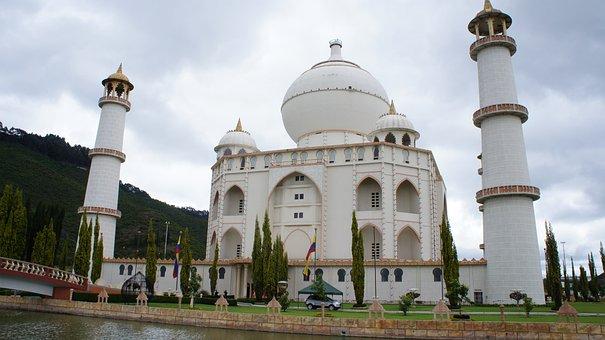 Taj Mahal, Monument, Park