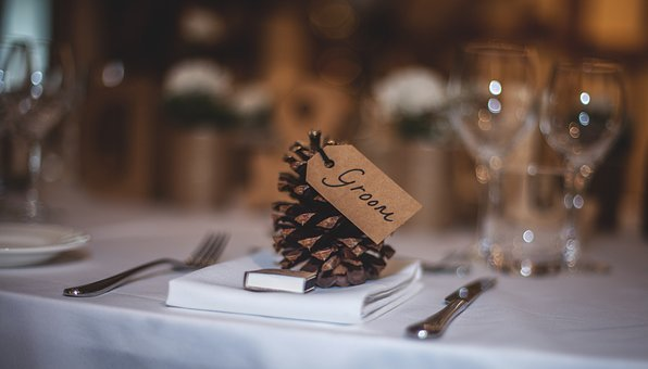 Events, Wedding, Venue, Table, Spread, Setting, Name