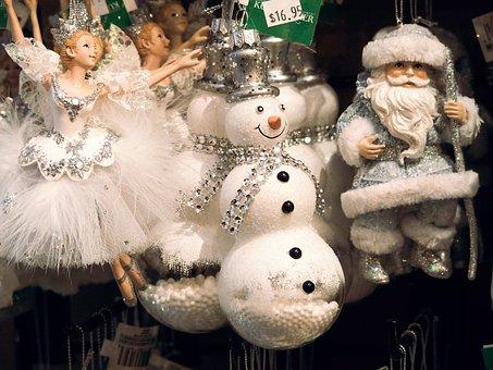 Ny, Newyork, New York, Christmas