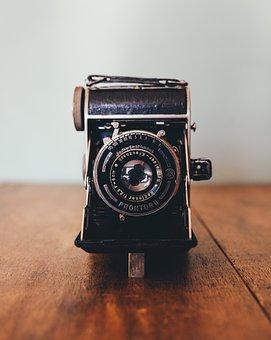 Technology, Camera, Vintage, Prontori, Bokeh