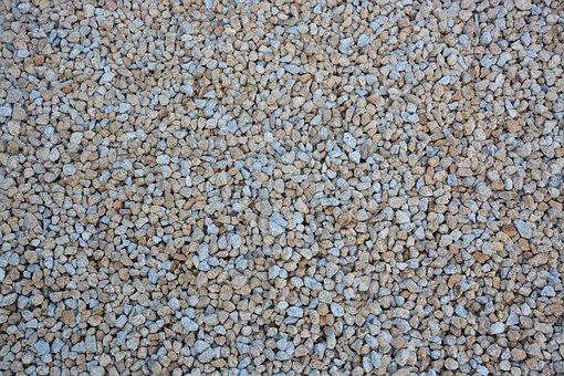 Rubble, Gravel Soil, Earth-moving Machinery, Quartz