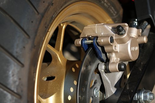 Technology, Brake, Motorcycle, Disc Brakes, Spokes