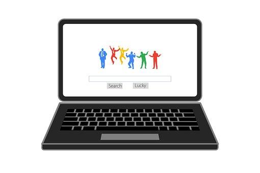 Search Engine, Google, Men, Staff, Image Of Women