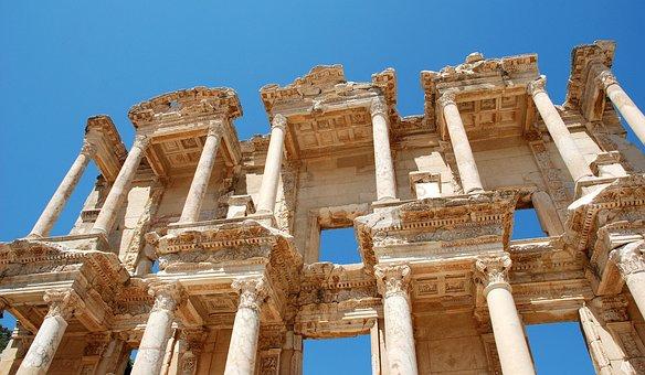 Ephesus, Turkey, Selçuk, Stone, Rome, Old, Travel