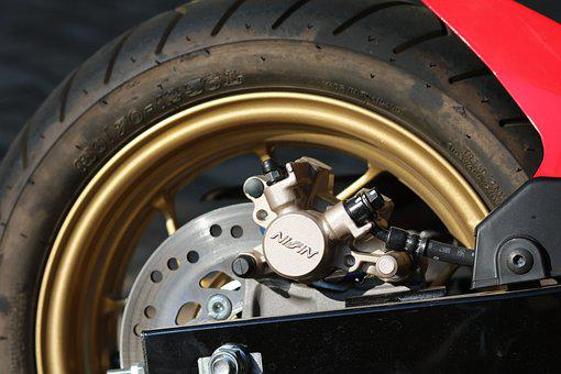 Motorcycle, Detail, Technology, Vehicle