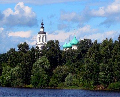 The Tolga, The Monastery Church, Temple, Christianity