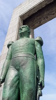 De Panne, Leopold I, King, Belgium, Monument