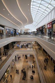 Shopping, Mall, Korea, Complex Mall