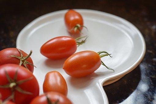 Cherry Tomatoes, Tomatoes, Garden, Fresh, Fresh Picked