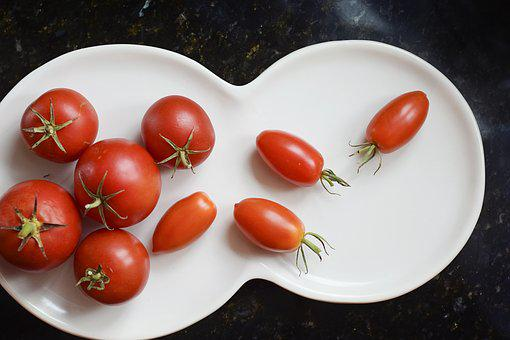 Cherry Tomatoes, Tomatoes, Garden, Fresh, Fresh Picked