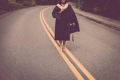 Graduation, Masters, Mba, Graduate, Cap, Hat, Success