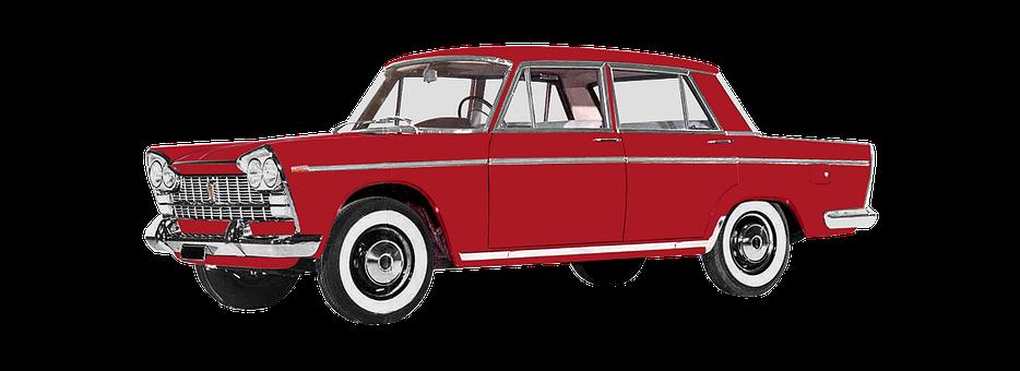 Fiat, 2300, 6-cyl, In Series, 2279ccm, 105hp