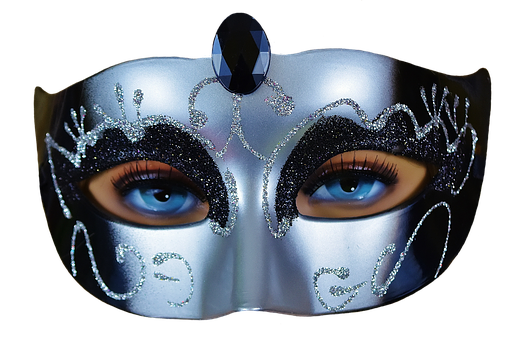Mask, Eyes, Carnival, Isolated, Exemption, Cut Out