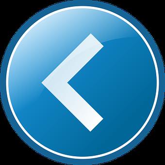 Arrow, Left, Circle, Button, Home, Men, Previous