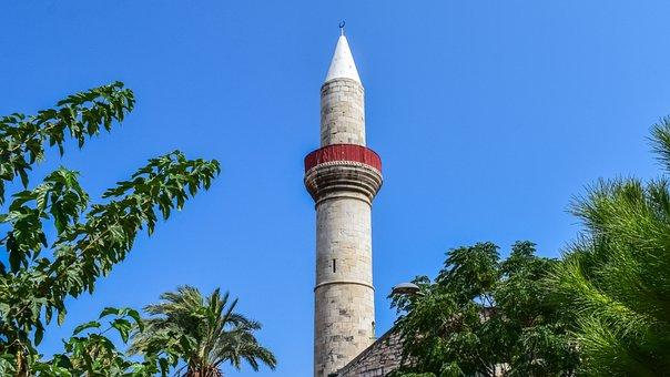 Mosque, Minaret, Architecture, Religion, Islam, Muslim
