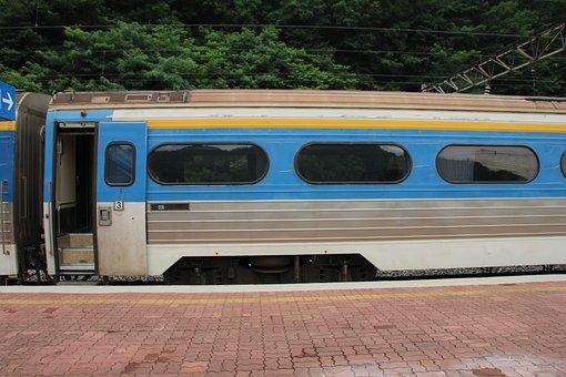 Train, Railway, Passenger, Coach, Shipping, Transport