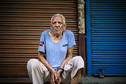 Old, Man, Portrait, People, Senior, Elderly, Retired
