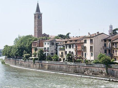 Italy, Europe, Verona, Travel, Italian, Tourism