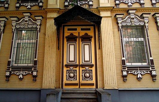Window, Tree, Trims, Door, Architecture, Building