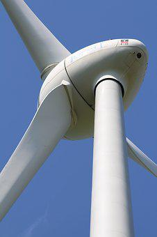 Wind Power, Rotor, Energy, Pinwheel