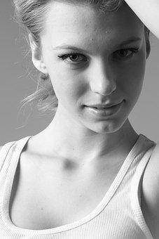 Model, Women's, Beautiful, Fashion Shoot, Photography