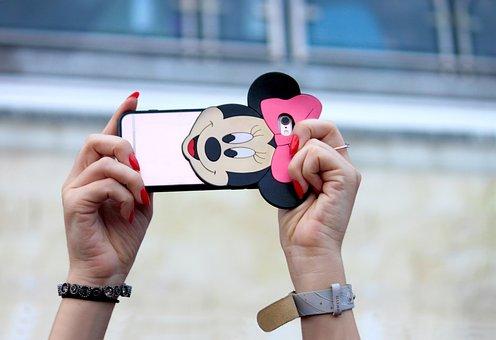 Phone, Mobile Phone, Selfie, Music, Festival