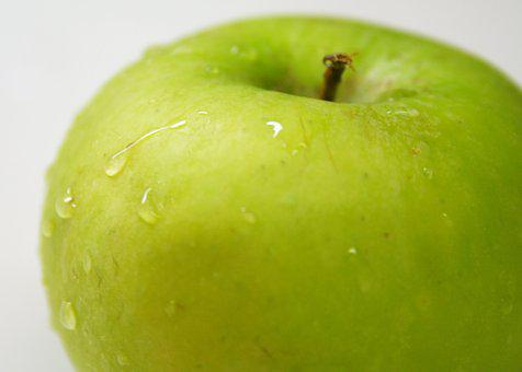 Green, Apple, Green Apple, Fruit, Healthy, Food, Fresh