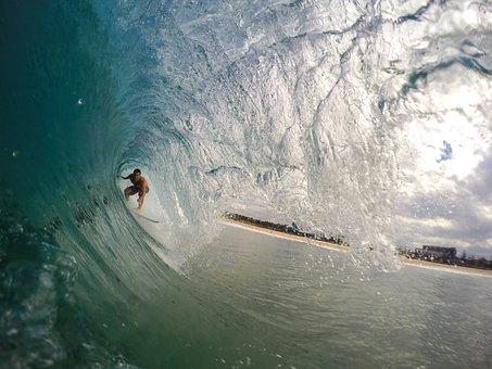 Nature, Coast, Beach, Shore, Sand, Water, Ocean, Sea