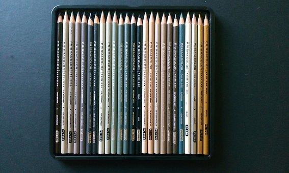 Pencils, Pencil, Colored Pencils, Prisma, Prismacolor