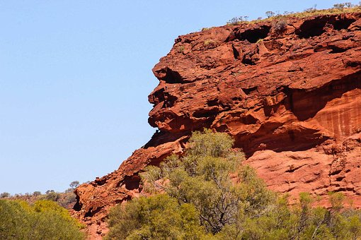 Outback, Australia, Nt, Landscape, Nature, Travel