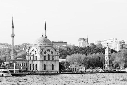 Turkey, Bosphorous, Istanbul, Europe, Bosphorus, City