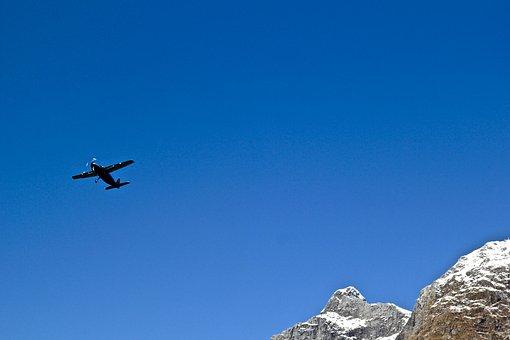 Goodbye, Plane, Fly, Travel, Vacation, Flight, Tourism