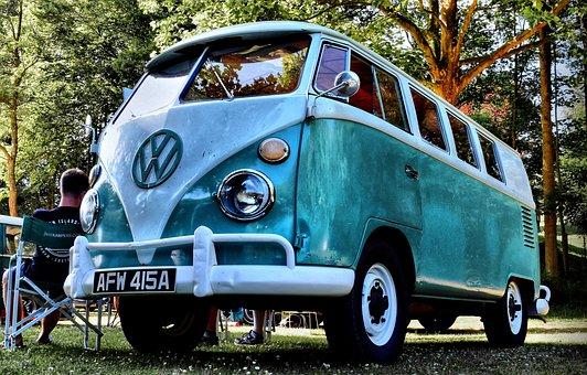 Vwbus, Camper, Camping, Hippie, Vw Bus, Bus, Holiday
