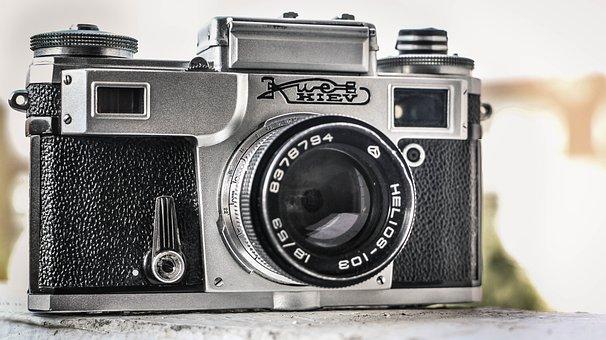 Technology, Photography, Gadgets, Camera, Kiev, Film