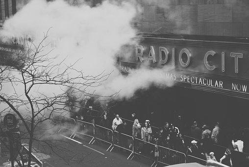 Radio City Music Hall, Music, Concert, Show, People