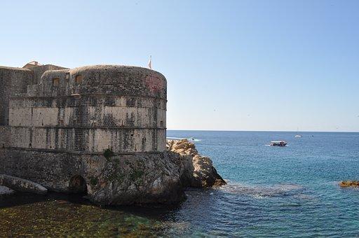 Croatia, Dubrovnik, City, Eastern Europe