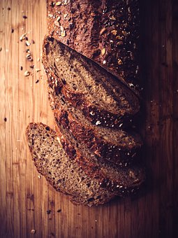 Bread, Grains, Kitchen, Baking, Chef, Food