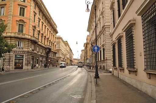 Rome, City, Italia