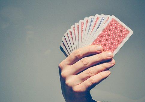 Cards, Hands, Poker, Gambling, Casino, Magic