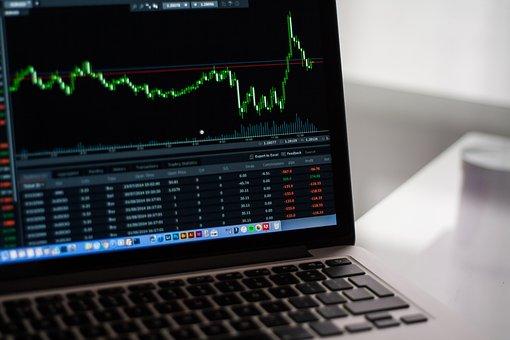 Stock Market, Charts, Graphs, Finance, Money, Stocks