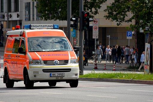 Technology, Fire, Use, Vehicle, Hamburg, Use Line