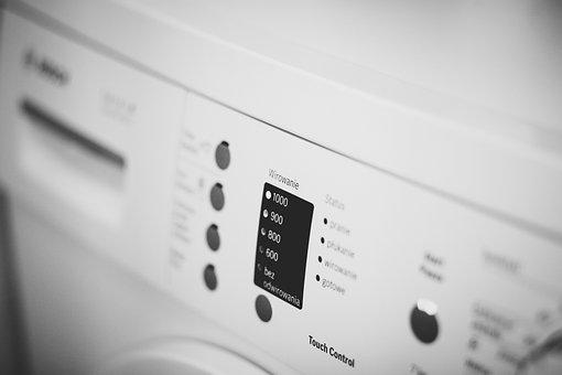Washing Machine, Laundry, Cleaning