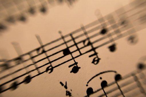 Music, Sheet, Note, Notes, Audio