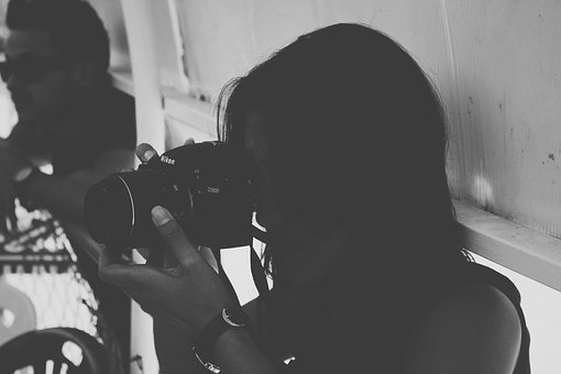 Photographer, Photography, Camera, Picture, Girl, Woman