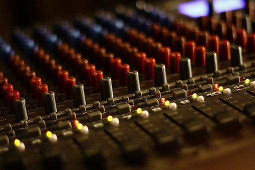 Mixer, Dj, Audio, Equipment, Technology, Producer